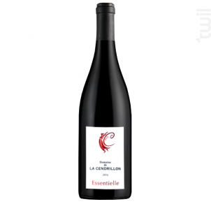 Vin Rouge, Domaine De La Cendrillon, Cuvee Essentielle - Domaine de la Cendrillon - 2016 - Rouge