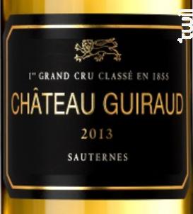 Château Guiraud - Château Guiraud - 2007 - Blanc