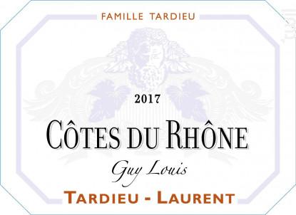 Guy Louis - Maison Tardieu-Laurent - 2017 - Blanc