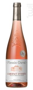 Cabernet D'Anjou - Castel Frères- Plessis-Duval - 2018 - Rosé