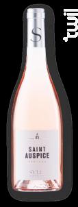 Saint Auspice - Les Vins de Sylla - 2018 - Rosé