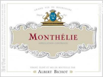 Monthélie - Albert Bichot - 2018 - Rouge