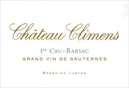 Château Climens - Château Climens - 2014 - Blanc