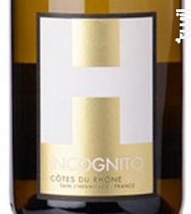 Incognito H - Paul Jaboulet Aîné - 2012 - Blanc