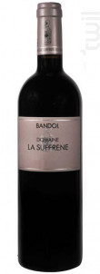 Bandol - DOMAINE LA SUFFRENE - 2011 - Blanc