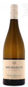Bourgogne Chardonnay - Maison Henri Boillot - 2017 - Blanc