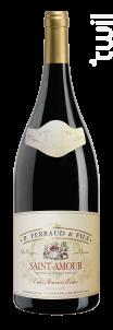 Saint Amour - Cuvée Ensorceleuse - P. Ferraud & Fils - 2018 - Rouge