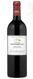 Château Segondignac - Château Segondignac - 2016 - Rouge