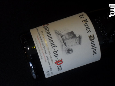 Domaine le vieux Donjon - Domaine le vieux Donjon - 2016 - Rouge