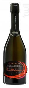 Millésime 2014 - Champagne Henri David-Heucq - 2014 - Effervescent