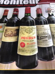 Pétrus - Pétrus - 1986 - Rouge