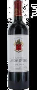 Château Langoa Barton - Château Langoa Barton - 2018 - Rouge