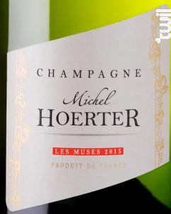 LES MUSES MILLESIME - Champagne Michel Hoerter - 2015 - Effervescent