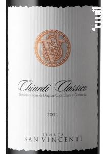 San Vincenti Chianti Classico - San Vincenti - 2016 - Rouge