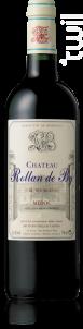 Château Rollan de By - Domaines Rollan de By - 1985 - Rouge