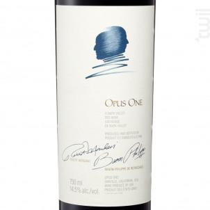 Opus One - Opus One - 2010 - Rouge