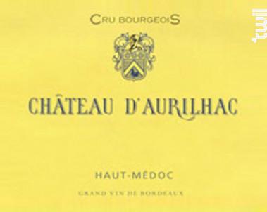 Château d'Aurilhac - Château d'Aurilhac - 2015 - Rouge