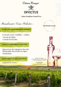 Invictus - Château Flouquet Invictus - 2015 - Rouge