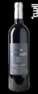 Domaine de Dernacueillette - Domaine de Dernacueillette - 2016 - Rouge