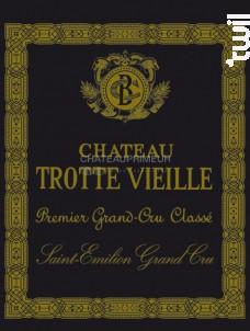 Château Trotte Vieille - Château Trottevieille - 2019 - Rouge