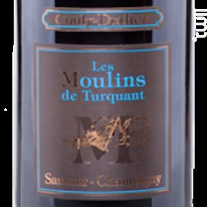 Les Moulins de Turquant - Couly-Dutheil - 2019 - Rouge