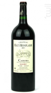 Château Haut Monplaisir - Château Haut Monplaisir - 2015 - Rouge