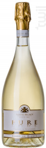 Crémant de Bourgogne Extra Brut Blanc de Blancs