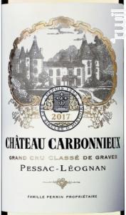 Château Carbonnieux - Château Carbonnieux - 2017 - Blanc