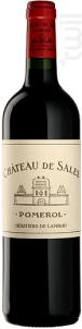 Pomerol - Château de Sales - 2015 - Rouge