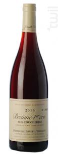Beaune 1er Aux Coucherias - Domaine Joseph Voillot - 2016 - Rouge