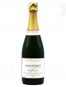 Brut Tradition Grand Cru - Egly Ouriet - Champagne Egly-Ouriet - Non millésimé - Effervescent