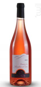 Chinon - Domaine du Moulin à Tan - 2018 - Rosé