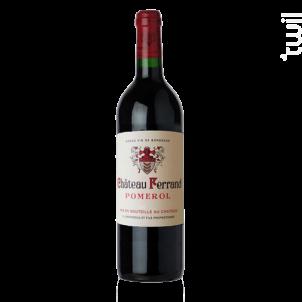 Château Ferrand - Château Ferrand - 2015 - Rouge