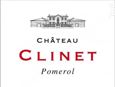 Château Clinet - Château Clinet - 2014 - Rouge