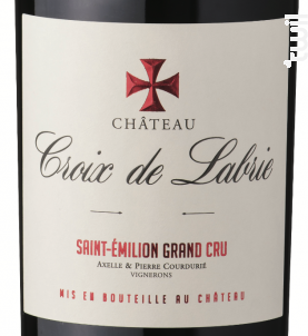 Château Croix de Labrie - Château Croix de Labrie - 2020 - Rouge