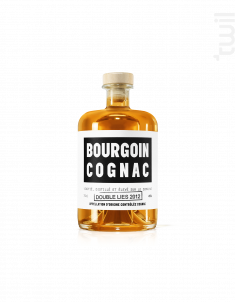 BOURGOIN COGNAC DOUBLE LIE - Bourgoin Cognac - 2010 - Blanc