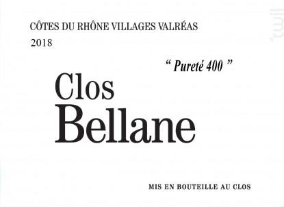 Clos Bellane