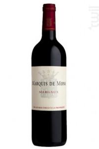 Marquis de Mons - Château La Tour de Mons - 2013 - Rouge