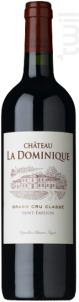 Château La Dominique - Château la Dominique - 2013 - Rouge