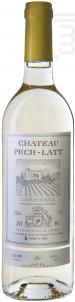 CHATEAU PECH-LATT - Chateau Pech-latt - 2016 - Blanc