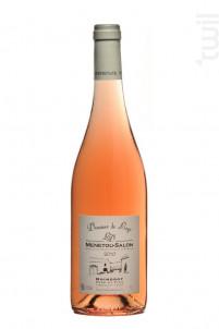 MENETOU-SALON ROSE - DOMAINE DE LOYE - 2019 - Rosé