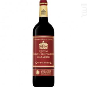 Château Larose Trintaudon Cru Bourgeois - Vignobles de Larose - Château Larose-Trintaudon - 1998 - Rouge