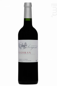 MADIRAN Tradition - Domaine Sergent - 2015 - Rouge