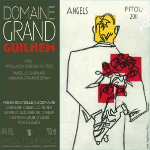 Angels - Domaine Grand Guilhem - 2013 - Rouge