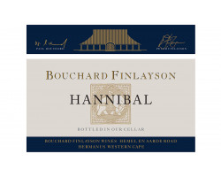 Hannibal - assemblage rouge - BOUCHARD FINLAYSON - 2015 - Rouge