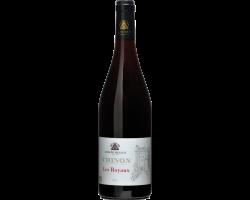 CHINON LES ROYAUX - Vignobles Joseph Mellot - 2015 - Rouge