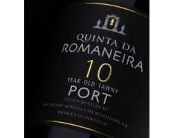10 Year Old Tawny - QUINTA DA ROMANEIRA - Non millésimé - Rouge