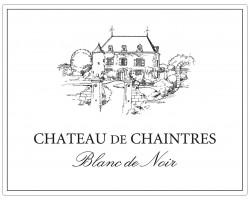 CREMANT DE LOIRE Blanc de Noir - DOMAINE VINICOLE DE CHAINTRES - Non millésimé - Effervescent