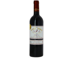Château Siffle Merle - Cuvée Prestige - Château Siffle Merle - 2016 - Rouge