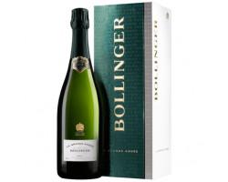 Bollinger Grande Année + Etui - Champagne Bollinger - 2007 - Effervescent